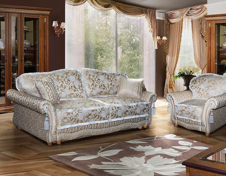 классические диваны для гостиной фото последнее