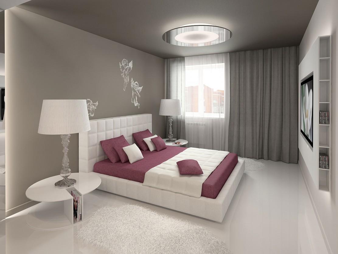вниманию спальни в стиле минимализм фото москве