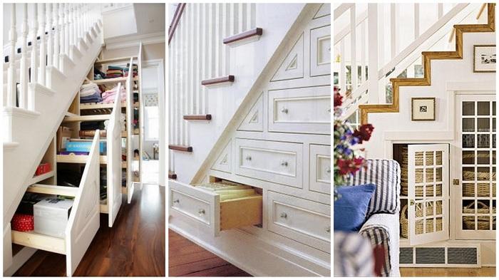 Дизайн лестница своими руками 301