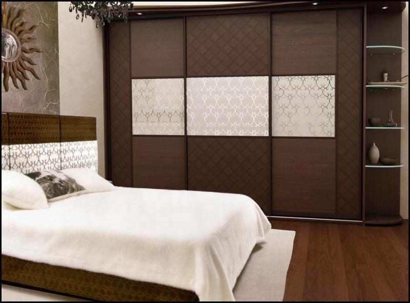 Дизайн шкаф купе в спальню